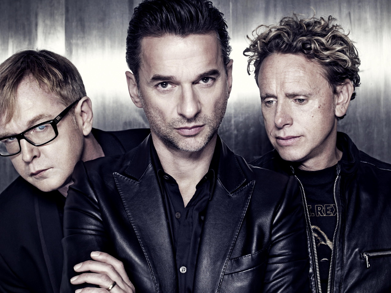 depeche mode shot for press release