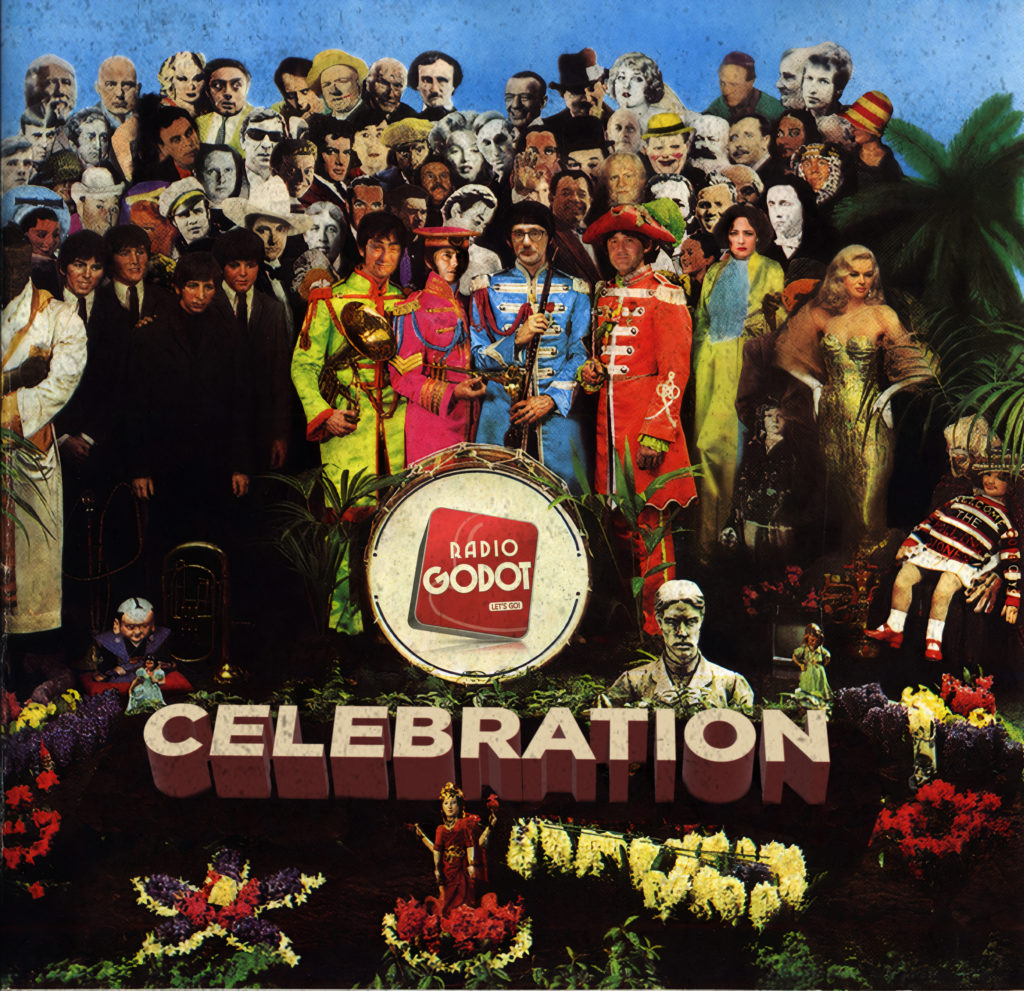 Celebration Radio Godot - Copertina Beatles